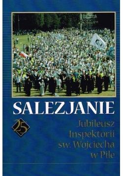Salezjanie jubileusz inspektorii św. Wojciecha w Pile