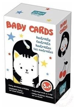Baby Cards - Kontrasty TREFL