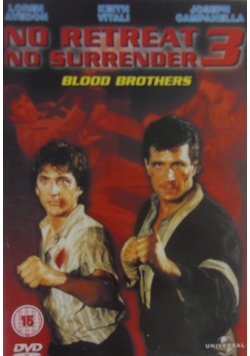 No retreat no surrender 3, Płyta DVD
