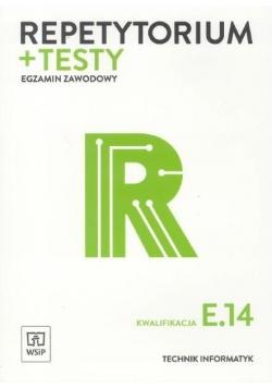 Repetytorium i testy egz. Technik informatyk E.14