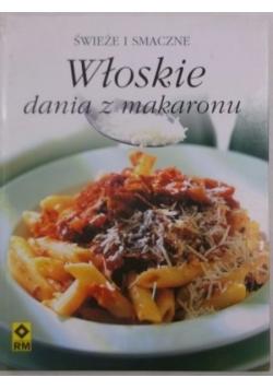Włoskie dania z makaronu