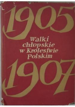 Walki chłopskie w Królestwie Polskim