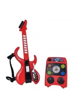MMW Disco Gitara ze wzmacniaczem