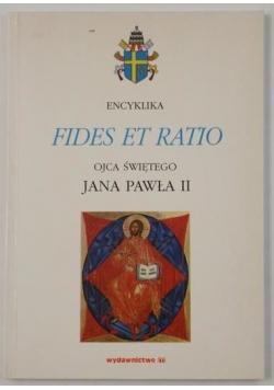 Jan Paweł II - Encyklika Fides et Ratio