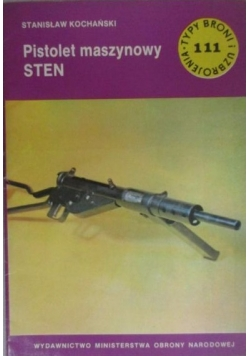 Pistolet maszynowy STEN