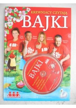Krewniacy czytają bajki + płyta CD