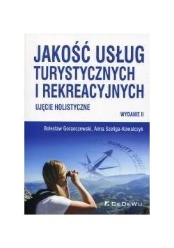 Jakość usług turystycznych i rekreacyjnych w.II