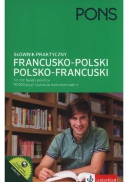 Słownik praktyczny francusko-polsk, polsko-francuski
