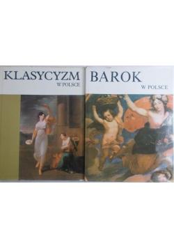 Barok w Polsce / Klasycyzm w Polsce