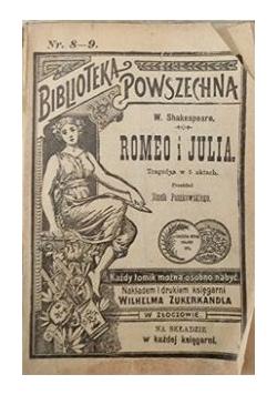 Romeo i Julia, 1923 r.
