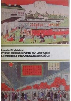 Życie codzienne w Japonii u progu nowoczesności