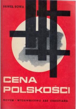 Cena polskości