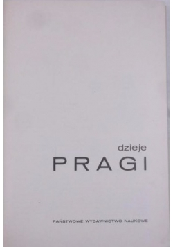 Dzieje Pragi