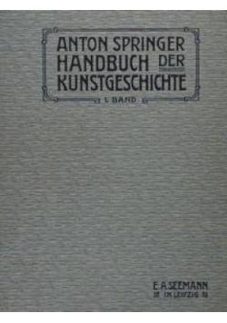 Handbuch der kunstgeschichte, 1950 r.