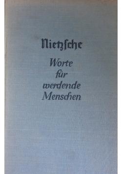 Worte fur werdende menschen, 1939r.