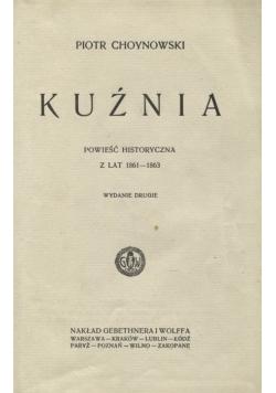 Kuźnia wydanie drugie-1926r