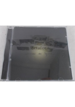MetaforA ... ucząc się życia..., Płyta CD