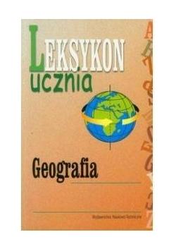 Leksykon ucznia. Geografia