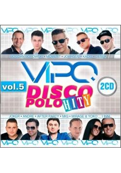 Vipo - Disco Polo hity vol. 5 (2CD)