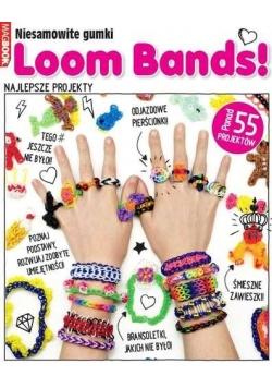 Niesamowite gumki Loom Bands!