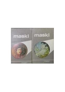 Maski, t 1 i 2