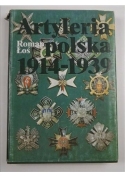Artyleria polska 1914 - 1939