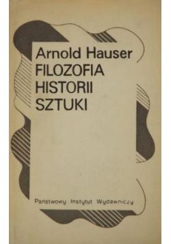Filozofia historii sztuki