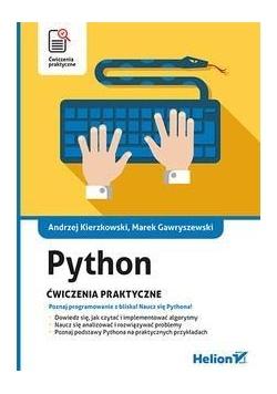Python ćwiczenia praktyczne