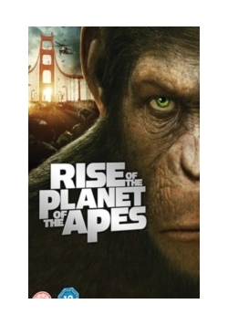 Rise of the Planet of the Apes, DVD