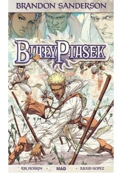Biały Piasek komiks