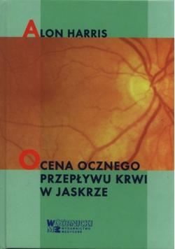 Ocena ocznego przepływu krwi w jaskrze