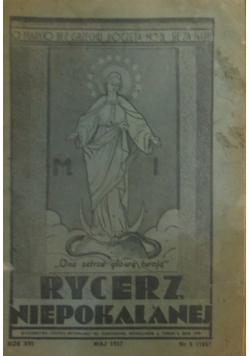 Rycerz Niepokalanej , 1931 r.