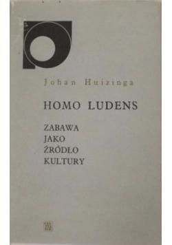Homo ludens. Zabawa jako źródło kultury.