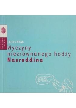 Wyczyny niezrównanego hodży Nasreddina
