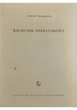 Rachunek Operatorowy