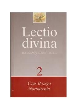 Lectio divina na każdy dzień roku 2.Czas Bożego Narodzenia