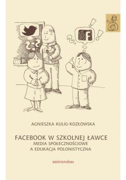 Facebook w szkolnej ławce