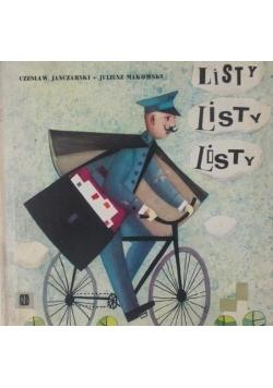 Listy listy listy