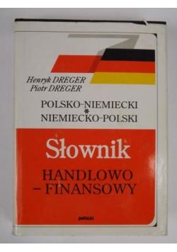 Słownik handlowo-finansowy