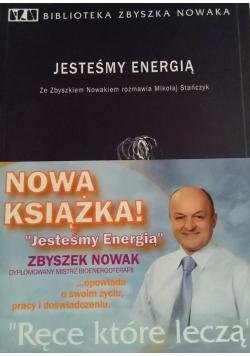 Jesteśmy energią
