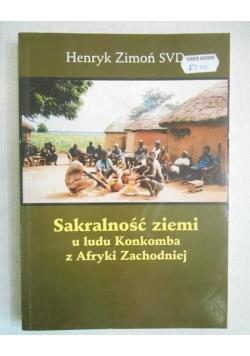 Sakralność ziemi u ludu Konkomba z Afryki Zachodniej