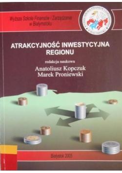 Atrakcyjność inwestycyjna regionu