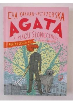 Agata z placu słonecznego + Autograf