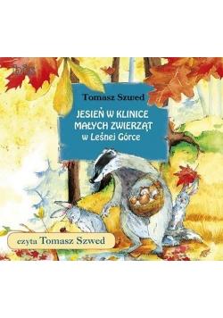 Jesień w Klinice Małych Zwierząt...audiobook