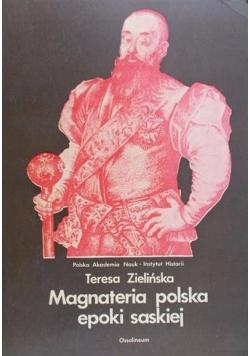Magnateria polska epoki saskiej