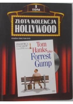 Tom Hanks jako Forrest Gump, płyta DVD
