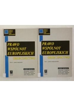Prawo Wspólnot Europejskich, Tom I-II