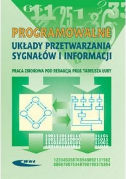 Programowalne układy przetwarzania sygnałów i inf.