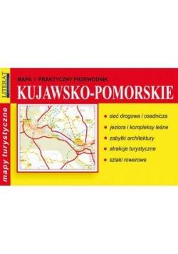 Mapa i praktyczny przewodnik. Kujawsko-Pomorskie