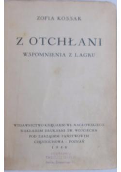 Z otchłani, 1946 r.